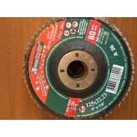 Круг лепестковый торцевой FLAP DISC А36