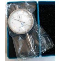 """Индикатор Часового типа ИЧ-10, 0-10мм цена дел.0.01 d=57 мм (с ушком) """"CNIC"""""""