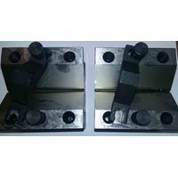 Призмы поверочные и разметочные 105х105х78мм тип П1-4 (компл из 2-х шт)