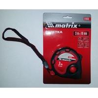 Рулетка 3 м х 16 мм Status 3 fixations MATRIX 31033