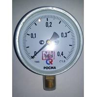 Манометр ТМ-510Р (МП3-Уф) (0...0,4 МПа) М20х1,5 М2