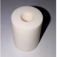 Втулка керамическая термостойкая D-18мм, d-7мм, H-24мм.