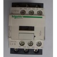 Контактор schneider LCI D12BL