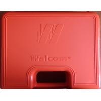 Краскопульт Walcom SLIMS HTE сопло 1,3 мм верхний бачок