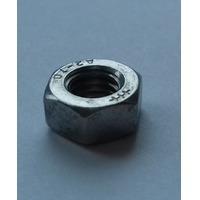 Гайка шестигранная самоконтр. М6 А2 нерж DIN 980 (уп. 100 шт)