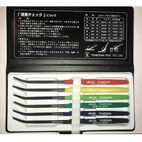 Тарированные напильники Tsubosan ( Набор твердомеров металлов Tsubosan MA00600 )