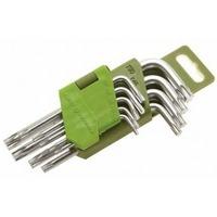 Набор ключей  TORX 9 шт с отверстием ДТ/40 Дело Техники