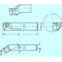 Резец Расточной 16х16х120 ВК8 для сквозных отверстий